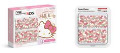 Preview of the new Hello Kitty Special Edition New 3Ds system Japan Only though.