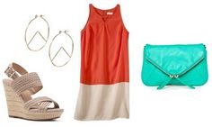 Outfits Under $100: What to Wear in the Sweltering Summer Heat -- Dinner Date
