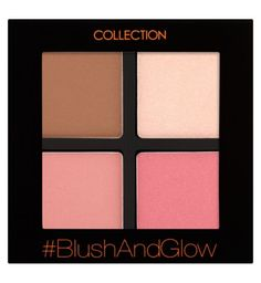 Collection blushandglow Blush Palette - Boots