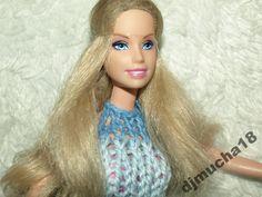 Barbie Mattel ŚLICZNA W UBRANKU OKAZJA Barbie, Hair Styles, Beauty, Products, Fashion, Beleza, Moda, Hairdos, Fasion