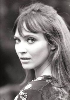 anna karina-a muse for french new wave and, it turns out, for 2011.