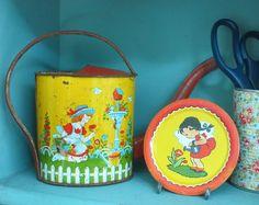 Borgen Studio - garden tin