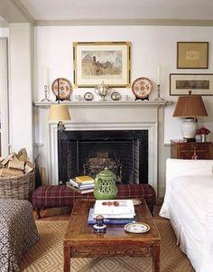 Tartan Living Room Lounge  http://aliciabdesigns.blogspot.co.uk  Alicia B. Designs: November 2008