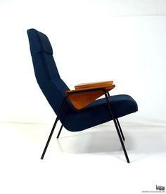 AreaNeo | Arno Votteler Lounge chair 350 | Walter Knoll - Modern Furniture