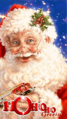 gb-bilder-claudia - Christmas only images - Feliz Natal 1609 Christmas Scenes, Christmas Past, Father Christmas, Christmas Pictures, Christmas Greetings, Winter Christmas, Christmas Train, Christmas Christmas, Santa Pictures