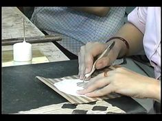 This video in three parts, was made by Inlay Product World, Inc.as a public service. IPW. is the largest in-stock and custom supplier of wood inlay and marqu...
