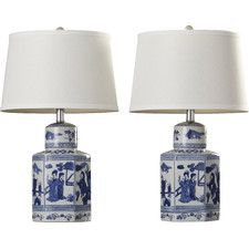"Legette 27"" Table Lamps (Set of 2) (Set of 2)"