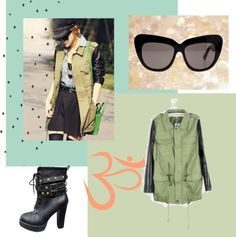 """""""Cool girl"""" by udobuy ❤ liked on Polyvore"""