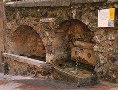 Fontaine du Piquet ~Barjols