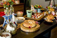 decorando com santo antonio, decoração casamento, mesa de doces. wedding decor ideas