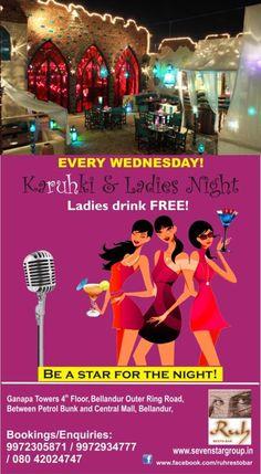 Karuhki & Ladies Night event picture – Pinvite