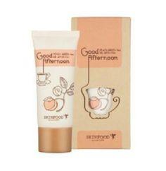 SKINFOOD  Peach green tea BB cream - #2 natural beige