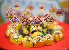 Decoração festa infantil tema circo - Decoration Party Carnival