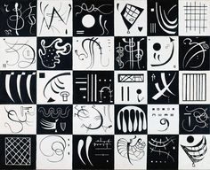 Thirty, 1937, Wassily Kandinsky