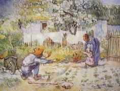 First Steps Vincent van Gogh #impressionism