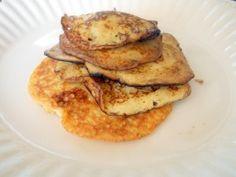 Banana Pancakes (2 ingredients- eggs and bananas!)
