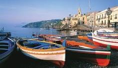 My mother's father is from Sicily. I would love to visit the little town of Riesi where many of our relatives still reside today.