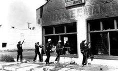 Watts Riots in Los Angeles - 1965