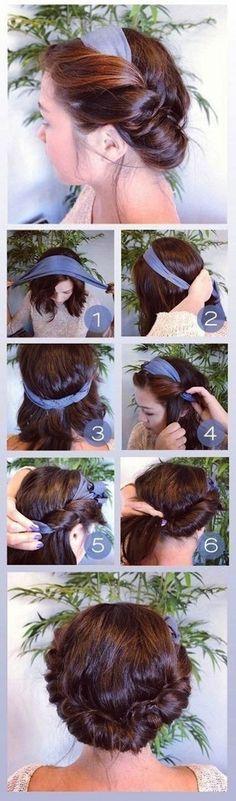 23 kiểu tóc đẹp chỉ trong 10 phút khiến chàng mê mẩn - Yeah1