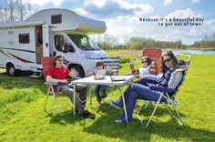 Recreational Vehicle insurance for the outdoor loving family like yours.