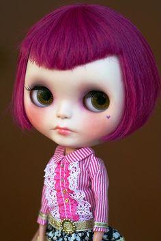 Miss Maynard Blythe is adorable.