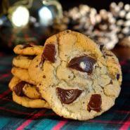Terry's Chocolate Orange Chunk Cookies