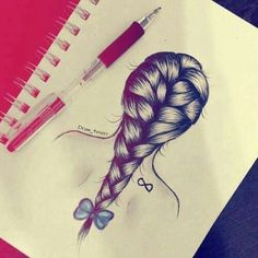 Draw braid