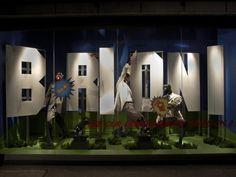 Brioni window, Holt Renfrew. Photo: Deryck Lewis, TorontoView Image Details