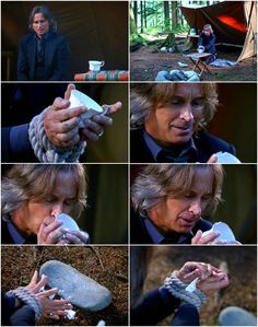 I cried when this happened. He broke the chipped cup! Belle And Rumplestiltskin, Rumple And Belle, Rumpelstiltskin, Emilie De Ravin, Abc Shows, Yes I Have, Christina Perri, Robert Carlyle, Outlaw Queen