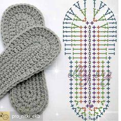 Learn To Crochet Cute Flower Slippers Crochet Sole, Crochet Slipper Pattern, Crochet Baby Sandals, Booties Crochet, Crochet Slippers, Crochet Patterns, Diy Crafts Crochet, Crochet Projects, Crochet Clothes