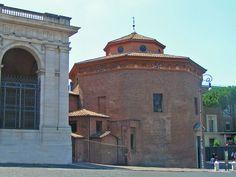 Baptisterio San Juan de Letrán