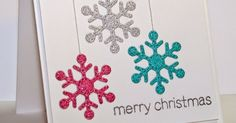 If you are still making your last-minute Christmas cards, this will be a great idea for you. It requires minimal supplies but it gives you ...