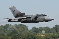 RAF Tornado GR4 ZD707 at RIAT 2006