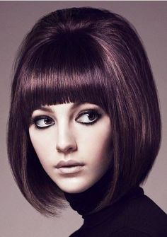 1960s Flip Hairstyle Woman further