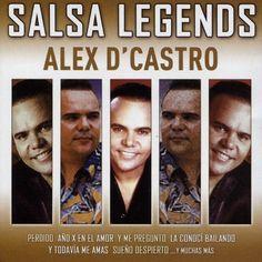 Salsa Legends [CD]