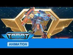 """TOBOT TERBARU Tobot - """"C, D, K, R, T, W, X, Y, Z"""" Robot Mobil Yang Luar Biasah - YouTube"""