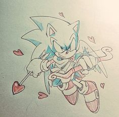 Kind of ironic...!  Sonic cupido