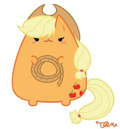 Applesheen by Cosmic-Candy-Shop on DeviantArt Dessin My Little Pony, My Little Pony Poster, Unicornios Wallpaper, Kawaii Wallpaper, My Little Pony Pictures, Cute Love Pictures, Nyan Cat, Little Poney, Molang