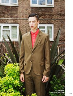 Ash Stymest for I Love Fake/photo georgie Wileman stylist: nickque Patterson