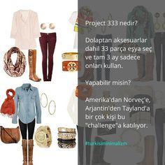 Türk İşi Minimalizm: Proje 333- Sadece 33 parça ile 3 ay dayanabilir misin? 3 Ay, Minimalist Lifestyle, Lifestyle Changes, Minimalizm, Psychology, Psych, Psicologia
