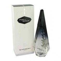 Ange Ou Demon Perfume by Givenchy, Ange ou demon by givenchy is a sensual seductive scent. Starting off with white thyme, mandarin then blending into florals; lily and orchid. Finishing off with vanilla, oak wood, tonka bean. Perfumes Givenchy, Ange Demon, Perfume And Cologne, Perfume Bottles, Parfum Spray, How To Find Out, Ebay, Makeup Tips, Serendipity