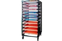 Image result for silk screen drying rack