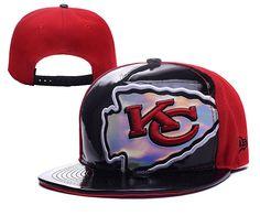 NFL Kansas City Chief New Era Draft on Stage Adjustable Hat Cap