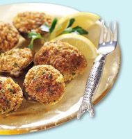Stuffed Scallops and Clams