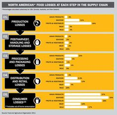 According to National Resource Defense Council (NRDC), powering the American food supply chain consumes of the U. North American Food, Sustainable Supply Chain, Fruit And Vegetable Storage, Food Tech, Shocking Facts, Food Security, Food System, Us Foods, Agriculture