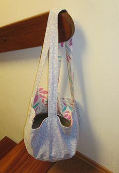 Tasche mit rundem Boden Durchmesser 33 cm