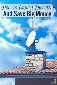 You can cancel DirecTV, but it's not easy. Here's a guide on how to cancel DirecTV to save big money each month and where to get TV content for free.