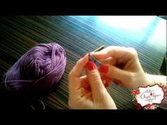 Şiş ile Makara Örgü - YouTube