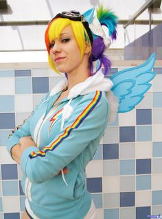 My Little Pony Cosplay Costume 4
