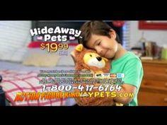 Hideaway Pet TV Commercial